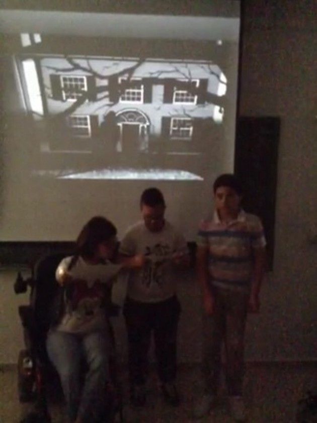 Proyecto 1º - 4º ESO: Scary Halloween